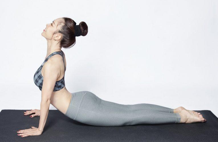 3 tư thế Yoga đơn giản hỗ trợ giảm cân