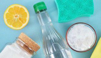 {Bí quyết} - Pha nước rửa chén sử dụng tiết kiệm cho gia đình thân yêu