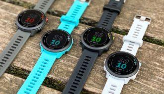 Đồng hồ GPS Forerunner 55 chuyên dùng cho chạy bộ