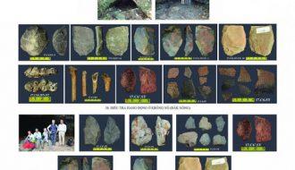 Những điều đạt được trong một năm qua của ngành khảo cổ học Việt Nam
