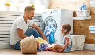 Bí quyết giặt đồ trẻ em đảm bảo hiệu quả và ít tốn kém thời gian