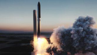 Phiên bản Super Heavy mang tên Booster 3 của SpaceX