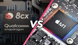 Qualcomm sẽ có chip máy tính mạnh hơn Apple M1