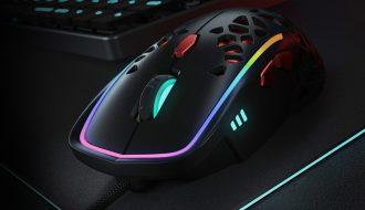 Ra mắt chuột chơi game tích hợp quạt tản nhiệt dành riêng cho game thủ