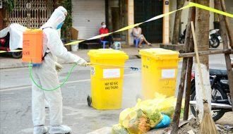 Sài Gòn có công văn nhanh chóng thu gom xử lý rác y tế do Covid-19