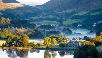 Tại Lake District của nước Anh xuất hiện kiến trúc kỳ lạ