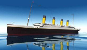 Xót xa cảnh xác tàu Titanic đang xuống cấp nghiêm trọng